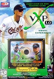 Cal Ripken Jr. CD Rom trading card baseball card (Baltimore Orioles) 1997 Donruss VXP... by Hall of Fame Memorabilia