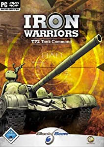 Iron Warriors: T72 Tank Command (DVD-ROM)