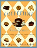 img - for Coffeetime Indulgences: 68 Irresistible Recipes to Serve with Coffee-Morning, Noon, or Night book / textbook / text book