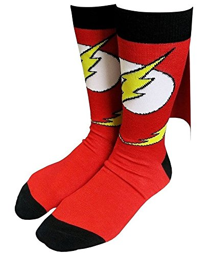 DC Comics Flash Caped Crew Calzini
