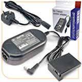 PremiumDigital Canon PowerShot G12 Replacement AC Power Adapter