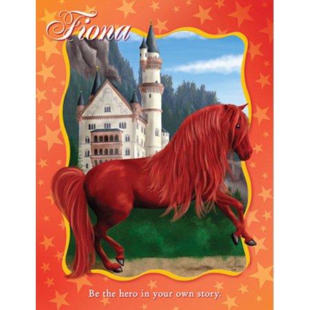 Bella Sara Fiona Jigsaw Puzzle 100pc - 1