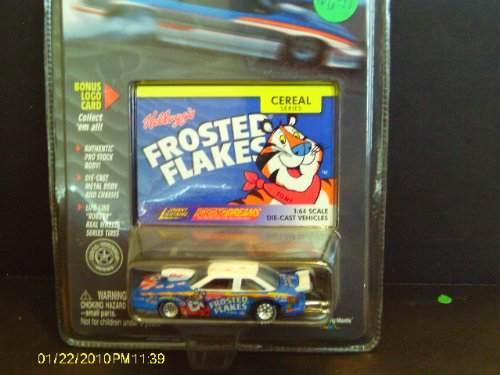 Frosted Flakes Johnny Lightning Racing Dreams