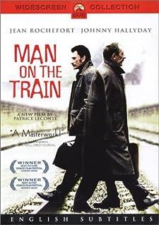 列車に乗った男
