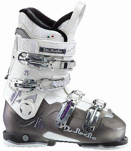 ASPIRE DALBELLO 75 2014 con scarponi da sci da donna