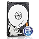 WD Blue 500 GB Mobile Hard Drive: 2.5 Inch, 5400 RPM, SATA II, 8 MB Cache - WD5000BPVT