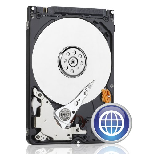 Western Digital Scorpio Blue 5200 RPM SATA Mobile Internal Hard Drive OEM (1 TB,8 MB,2.5 inch)