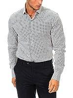 Mc Gregor Camisa Hombre (Blanco / Verde)