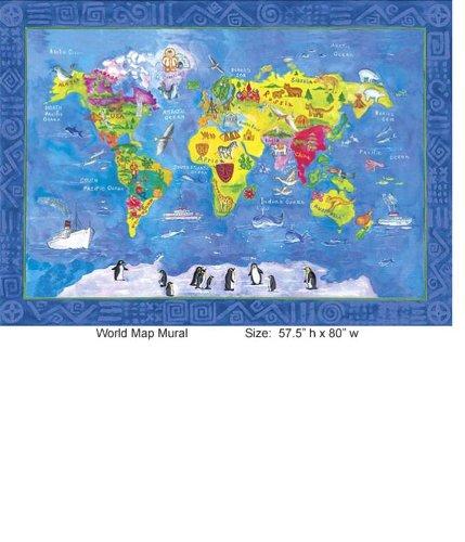 world map wallpaper for kids. WORLD MAP WALLPAPER FOR KIDS