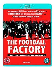 The Football Factory [Blu-ray] [Region Free]