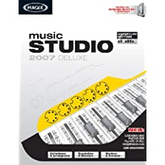 Cover: MAGiX Music Studio Deluxe v12