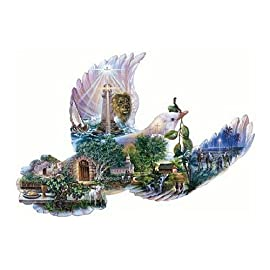 Sunsout Dove of Hope 1000 Piece Jigsaw Puzzle