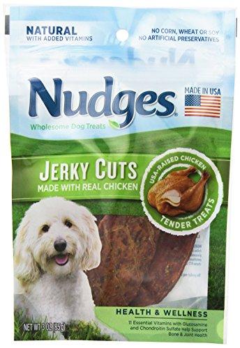 chicken health wellness jerky dog