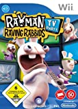echange, troc Rayman Raving Rabbids TV-Party Wii