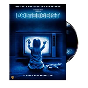 Click to buy Scariest Movies of All Time: Poltergeist from Amazon!