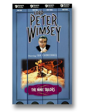 Lord Peter Wimsey: Nine Tailors [VHS] [Import]