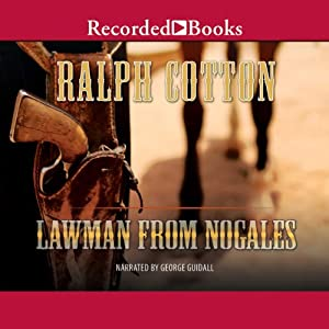Lawman from Nogales Audiobook