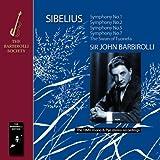 Sibelius: Symphonies Nos. 1, 2, 5 & 7 Halle Orchestra