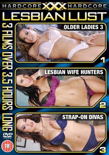 XXX Hardcore - Lesbian Lust [DVD]