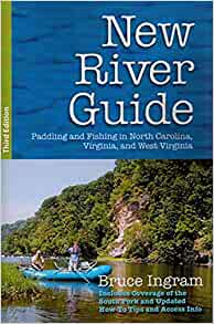 New river guide paddling and fishing in north carolina for New river nc fishing