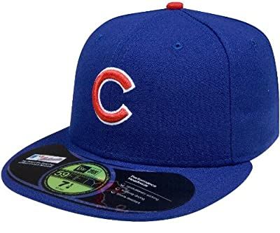 MLB Chicago Cubs Authentic On Field Game 59FIFTY Cap, Royal