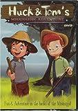 Huck & Tom's Mississippi Adventure ~ Animated ~