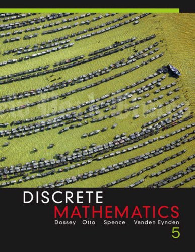 Discrete Mathematics (5th Edition)