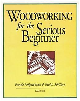 beginner woodworking books