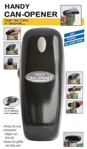 Gourmet Trends Handy Can Opener, Colors May Vary - 1