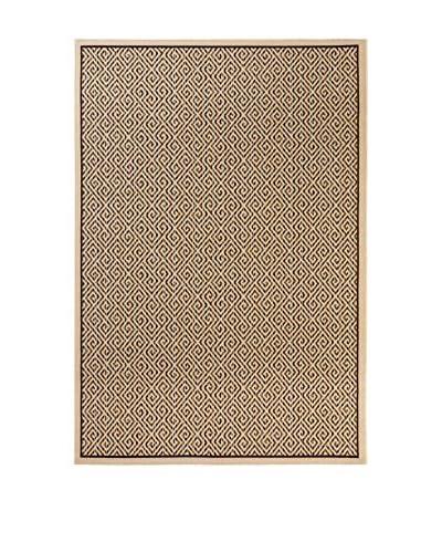 Tapis a Porter Alfombra Veranda Marfil/Beige 80 x 230 cm