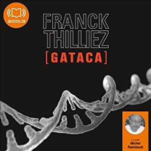 Gataca (Franck Sharko & Lucie Hennebelle 2) Audiobook