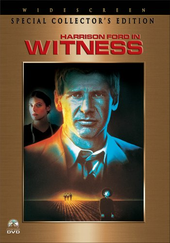 Cover art for  Witness (Special Collector's Widescreen Edition)