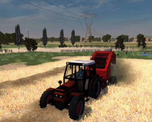 Farm Machines Championships 2013  screenshot