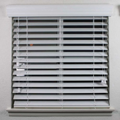 Image Result For Inch Faux Wood Blinds White