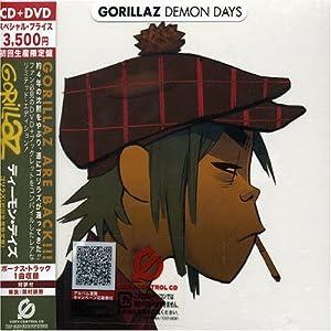 Demon Days +1 [Ltd.Edition]