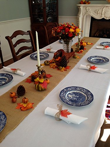 Fall Thanksgiving table decor idea