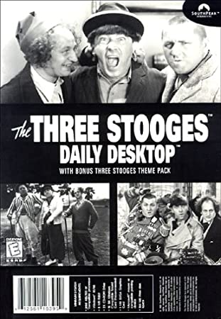 The Three Stooges Daily Desktop