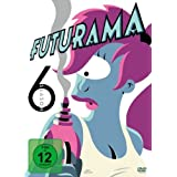 Futurama Season 6 2 DVDs