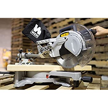 WEN 70716 10-Inch Sliding Compound Miter Saw