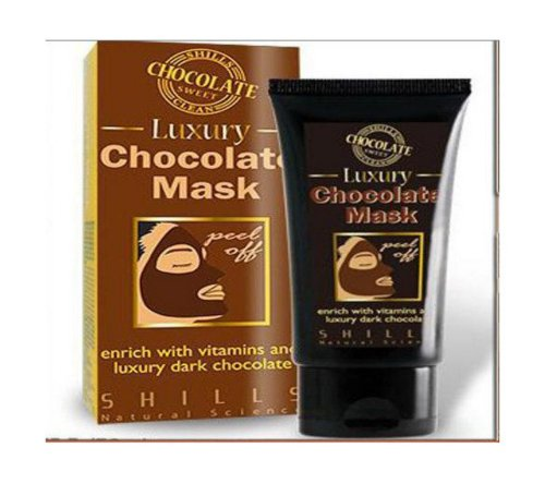 Deep Cleansing Chocolate Facial Mask 50Ml Shills