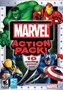 Marvel Action Pack - Mac