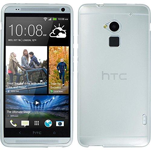 phonenatic-htc-one-max-hulle-silikon-weiss-transparent-case-one-max-tasche-2-schutzfolien