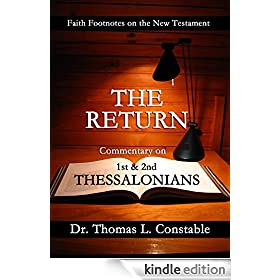 Book of thessalonians niv