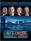 echange, troc Law & Order Criminal Intent - The First Year [Import USA Zone 1]