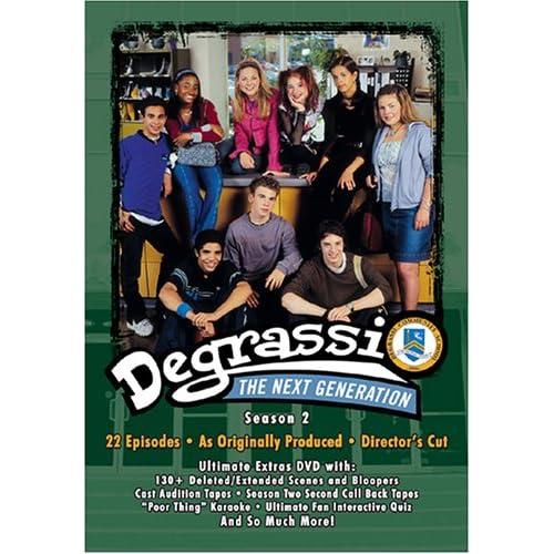 com: Degrassi: The Next Generation, Season 2: Stefan Brogren, Aislinn