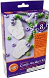 Wilton Skull & Bones Candy Necklace Kit