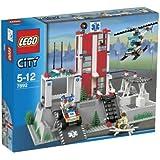 Lego - City - jeu de construction - Le poste de secours