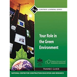 Your Role in the Green Environment
