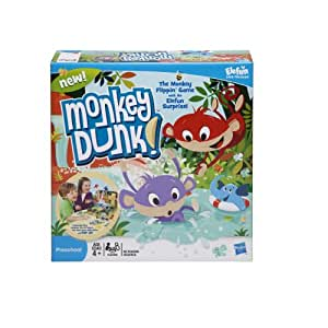 Monkey Dunk Game