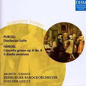 Suite Concerti (Freiburger Barockorrchestra)